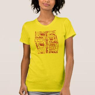 Tellement butin - rouge t-shirts