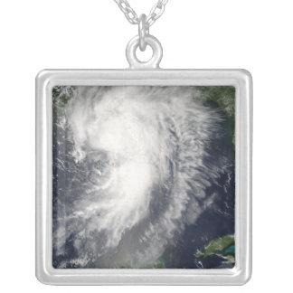 Tempête tropicale Cindy Pendentif Carré