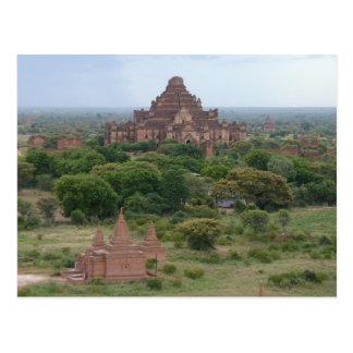 Temple Carte Postale