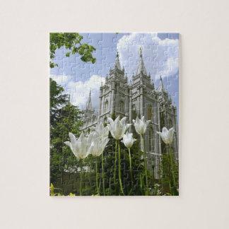 Temple de Salt Lake City LDS Puzzle
