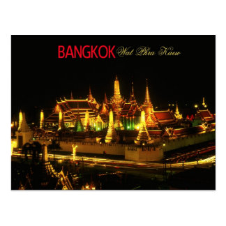 Temple du Bouddha vert, Bangkok Carte Postale
