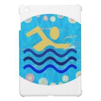Temps chauds mind2 frais de bain coque pour iPad mini