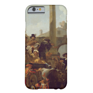 Temps de carnaval à Rome, 1653 (huile sur la Coque iPhone 6 Barely There