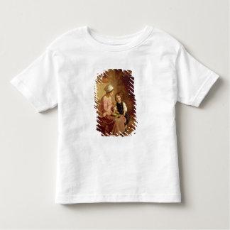 Temps de dîner t-shirt pour les tous petits