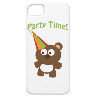 Temps de partie Ours Coques iPhone 5