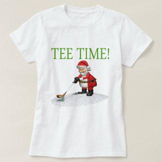 Temps de pièce en t t-shirt