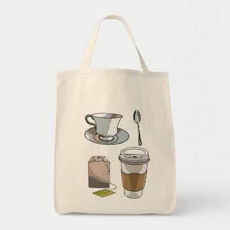 Temps de thé sacs