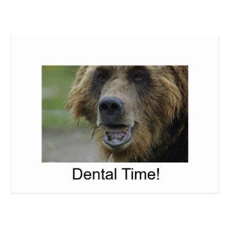 Temps dentaire ! cartes postales