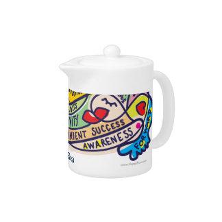 Temps heureux de thé
