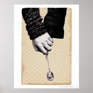 Tenir des mains avec Horcrux Poster