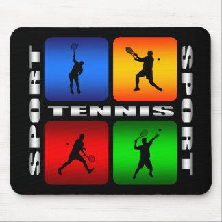 Tennis spectaculaire (mâle) tapis de souris