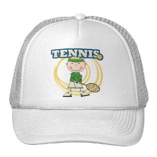 TENNIS - T-shirts et cadeaux blonds de garçon Casquette Trucker