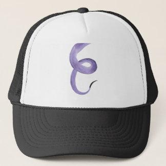 Tentacule pourpre casquette de camionneur