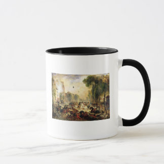 Tentative d'assassinat sur le Roi Louis-Philippe Mug