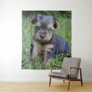 Tenture Chiot de Terrier australien
