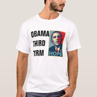Terme d'Obama troisième T-shirt
