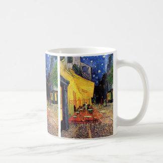 Terrasse de café de Van Gogh sur Place du Forum, Mug