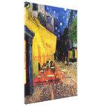 Terrasse de café de Van Gogh sur Place du Forum, Toiles