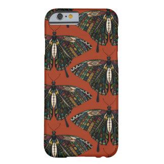 terre cuite de papillon de machaon coque barely there iPhone 6