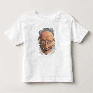 Terre cuite grimaçant le masque de San Sperate, T-shirt Pour Les Tous Petits