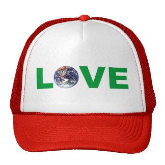 Terre d'amour casquette trucker