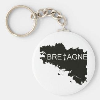 TERRE DE BRETAGNE PORTE-CLÉ ROND