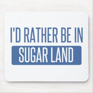 Terre de sucre tapis de souris