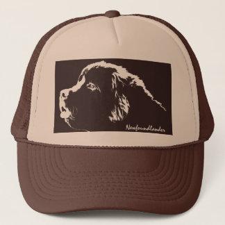 Terre-Neuve couvre le cadeau de casquettes