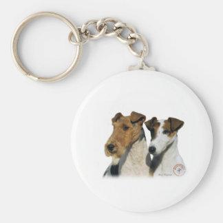 Terriers de Fox 9T008D-30 Porte-clefs
