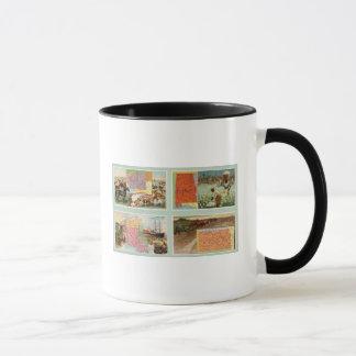 Territoire du Wyoming, Alabama, Louisiane, le Mugs