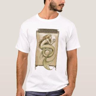 Teshirt de sirène de café t-shirt
