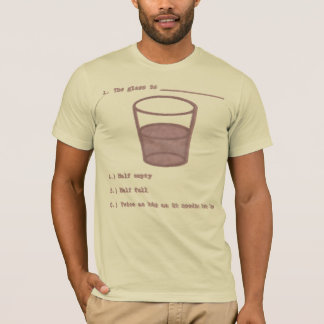 Test de personnalité t-shirt