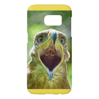 Tête 001 d'Eagle de steppe 2.1.2 Coque Samsung Galaxy S7