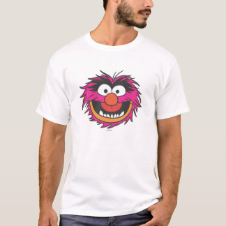 Tête animale t-shirt