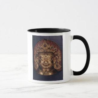 Tête de Bhairava, fin du 17ème siècle Mug