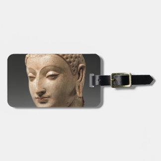 Tête de Bouddha - 5ème-6ème siècle Étiquette À Bagage