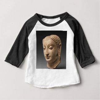 Tête de Bouddha - 5ème-6ème siècle T-shirt Pour Bébé