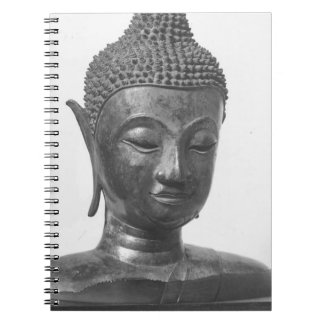 Tête de Bouddha - XVème siècle - la Thaïlande Carnets
