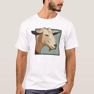 Tête de chèvre t-shirt
