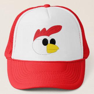 Tête de coq casquettes