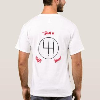 Tête de décalage - T-shirt manuel de décalage de