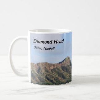 Tête de diamant, tasse de classique d'Oahu, Hawaï