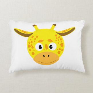 Tête de Girafe Coussins Décoratifs