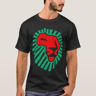 Tête de lion cette fois pour l'Afrique Waka-waka T-shirt