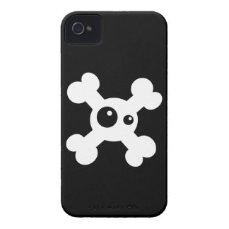 Tête de Mort Coque iPhone 4 Case-Mate