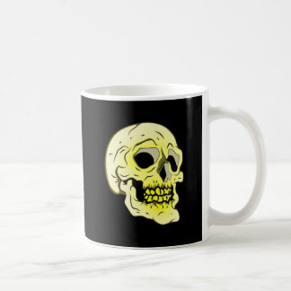 Tête de mort crâne skull mug