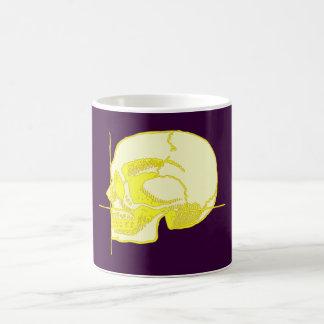 Tête de mort crâne skull tasses à café