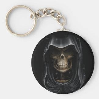 tete de mort porte-clés