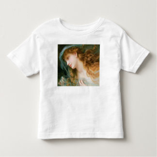 Tête d'une nymphe t-shirt pour les tous petits