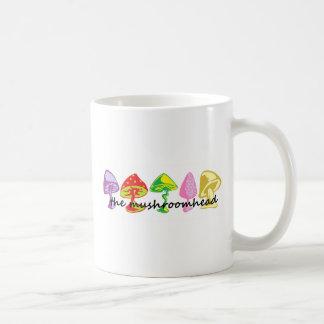 têtes de champignon mug